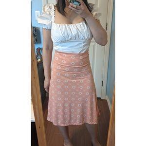 LuLaRoe Vintage-Inspired Skirt
